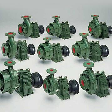 Pompe centrifuge pentru tractoare MEC-D Series sunt pompe adecvate pentru pomparea apei in sisteme de irigare sau semi-fixe.